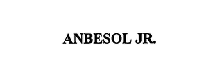 mark for ANBESOL JR., trademark #76046948