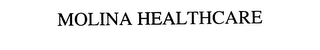 mark for MOLINA HEALTHCARE, trademark #76048653