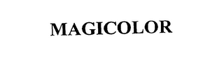 mark for MAGICOLOR, trademark #76054293
