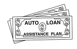 mark for AUTO LOAN ASSISTANCE PLAN, trademark #76058304