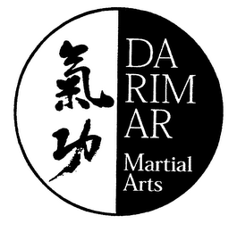mark for DARIMAR MARTIAL ARTS, trademark #76062565