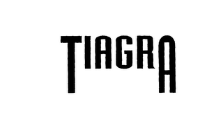 mark for TIAGRA, trademark #76063385