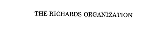 mark for THE RICHARDS ORGANIZATION, trademark #76063799