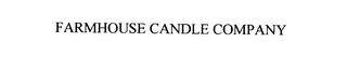 mark for FARMHOUSE CANDLE COMPANY, trademark #76070193