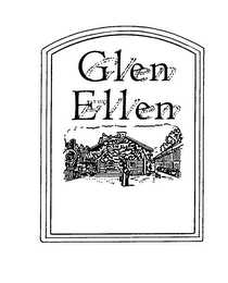 mark for GLEN ELLEN, trademark #76070481