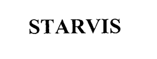 mark for STARVIS, trademark #76074631
