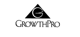 mark for G GROWTHPRO, trademark #76078453