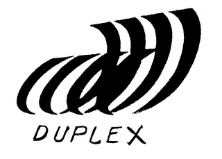 mark for DUPLEX, trademark #76078462