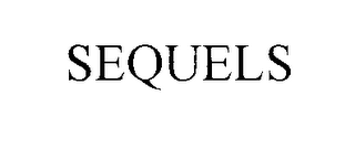 mark for SEQUELS, trademark #76078697