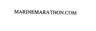 mark for MARINEMARATHON.COM, trademark #76081948