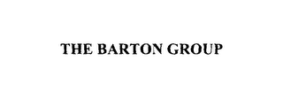 mark for THE BARTON GROUP, trademark #76083238