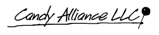 mark for CANDY ALLIANCE LLC, trademark #76083662