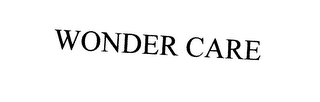 mark for WONDER CARE, trademark #76084463