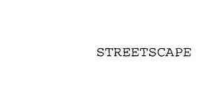 mark for STREETSCAPE, trademark #76087279