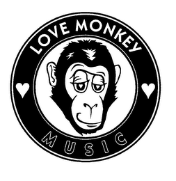 mark for LOVE MONKEY MUSIC, trademark #76087390