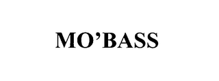 mark for MO'BASS, trademark #76087504