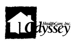 mark for HEALTHCARE, INC. ODYSSEY, trademark #76087514