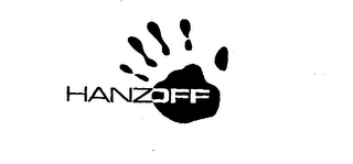 mark for HANZOFF, trademark #76088642