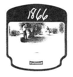 mark for 1866 CARBONELL, trademark #76088927