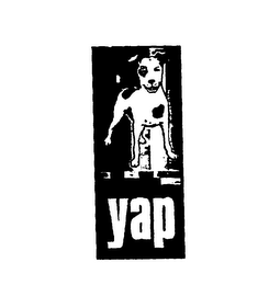 mark for YAP, trademark #76089275