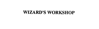 mark for WIZARD'S WORKSHOP, trademark #76089489