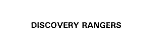 mark for DISCOVERY RANGERS, trademark #76089808