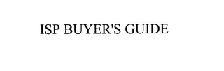 mark for ISP BUYER'S GUIDE, trademark #76090246