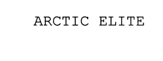 mark for ARCTIC ELITE, trademark #76090936