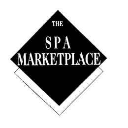 mark for THE SPA MARKETPLACE, trademark #76091280