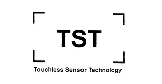 mark for TST TOUCHLESS SENSOR TECHNOLOGY, trademark #76095127