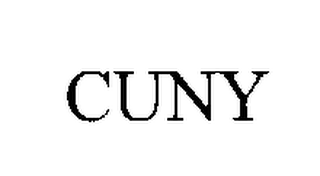 mark for CUNY, trademark #76095651