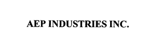 mark for AEP INDUSTRIES INC., trademark #76097599