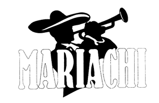 mark for MARIACHI, trademark #76097850