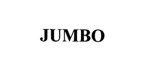 mark for JUMBO, trademark #76100274