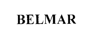 mark for BELMAR, trademark #76101078