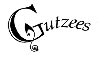 mark for GUTZEES, trademark #76101399