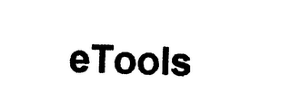 mark for ETOOLS, trademark #76102457
