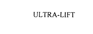 mark for ULTRA-LIFT, trademark #76103270