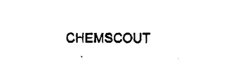 mark for CHEMSCOUT, trademark #76105595