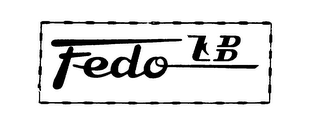 mark for FEDO, trademark #76105687
