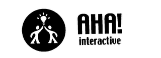 mark for AHA! INTERACTIVE, trademark #76108495