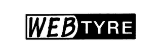 mark for WEB TYRE, trademark #76109038