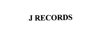 mark for J RECORDS, trademark #76111369