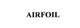 mark for AIRFOIL, trademark #76115697
