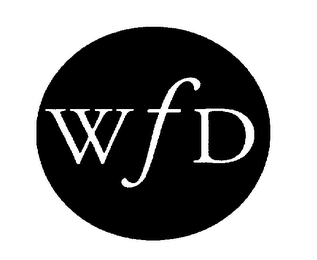 mark for WFD, trademark #76120228