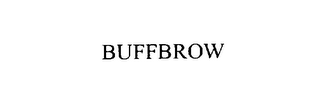 mark for BUFFBROW, trademark #76121171