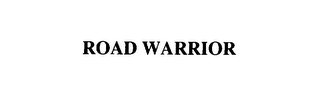 mark for ROAD WARRIOR, trademark #76121959