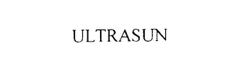 mark for ULTRASUN, trademark #76122534