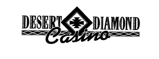 mark for DESERT DIAMOND CASINO, trademark #76123010