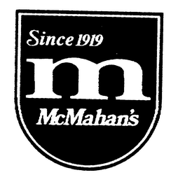 mark for MCMAHAN'S, trademark #76123495